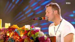 Aux NRJ Music Awards, l'hommage de Coldplay aux victimes des