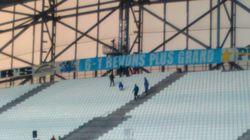 Avec cette banderole, les supporters de l'OM se vengent en chambrant les