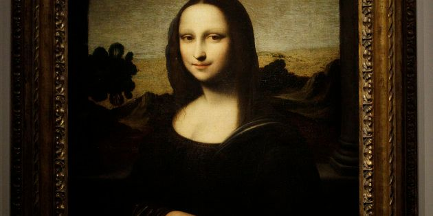 Selon une étude, la Joconde sourit parce qu'elle est