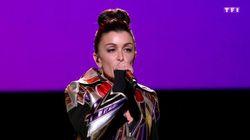 Victime d'un problème technique, Jenifer lâche son oreillette aux NRJ Music Awards