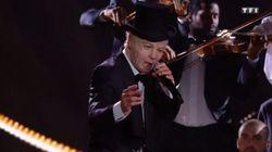Christophe Mae méconnaissable aux NRJ Music Awards