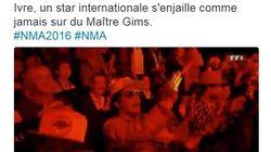 Bruno Mars a tout donné pendant la prestation de Maître