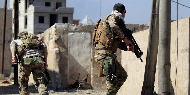 Menacé dans ses fiefs en Irak et en Syrie, Daech repoussé dans ses derniers