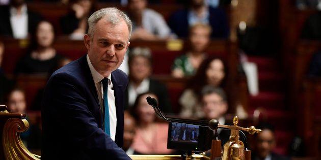 Le président de l'Assemblée François de Rugy donne ce mercredi le coup d'envoi de la réforme du Palais