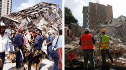 Mexico frappée 32 ans jour pour jour après les 10.000 morts de