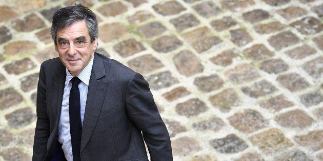 François Fillon à Meaux le 27 février