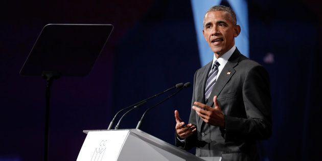 Obama va toucher près de 400.000 dollars pour un discours de 2 heures à Wall