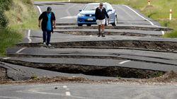 La Nouvelle-Zélande frappée par un tsunami après un puissant