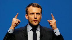 Macron emprunte huit millions d'euros pour sa