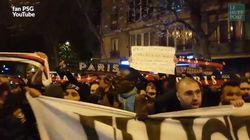 L'hommage des ultras du PSG aux victimes du 13