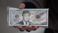 Quand Trump refuse son salaire de président, c'est tout sauf