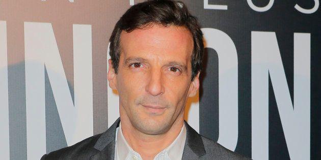 Mathieu Kassovitz le 17 novembre 2014 à Paris. (AP Photo/Jacques
