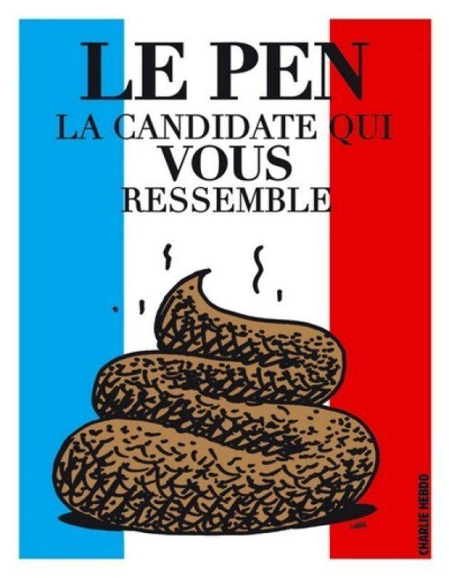 L'affiche montrée par Laurent