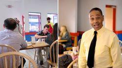 Le fast-food de Breaking Bad s'est installé au SXSW (et son patron