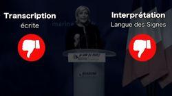 Le premier débat a irrité les sourds, mais ils ne s'avouent pas