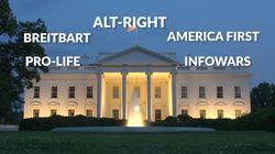 Alt-right, Breitbart, Infowars... les effrayants termes de la présidence Trump auxquels il faudra vous