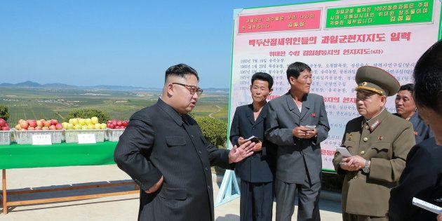 Selon Pyongyang, les menaces de Trump ne sont que