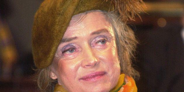 Niki de Saint Phalle en 2000.