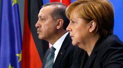 La Turquie traite Merkel de suppôt du