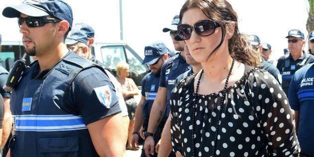 Relaxe pour Sandra Bertin, la policière accusée de diffamation par