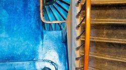 Connaissez-vous la particularité de l'escalier du 36 quai des