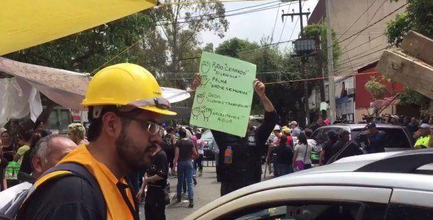 Pour faciliter les recherches après le séisme au Mexique, les secouristes ont inventé leur propre
