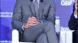On aimerait voir Macron avec les mêmes chaussettes que
