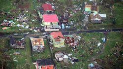 La France envoie de l'aide à la Dominique après le passage de l'ouragan