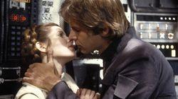 Carrie Fisher dévoile sa liaison avec Harrison Ford sur le tournage de