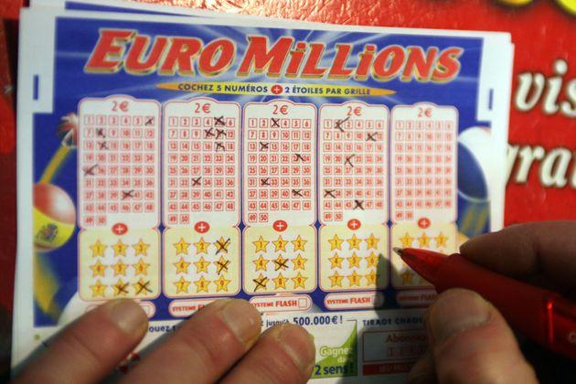 Un joueur en France décroche plus de 72 millions d'euros à l'Euromillions (photo