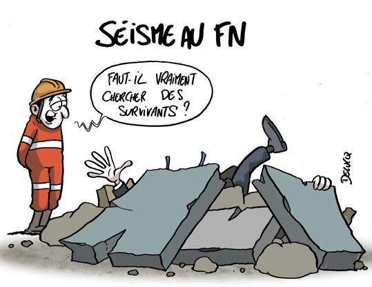 Après le départ de Florian Philippot, le FN va-t-il se