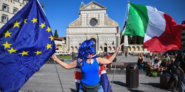 Pourquoi Theresa May a choisi Florence pour son grand discours sur le