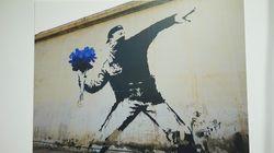 Comment le FN justifie le détournement de Banksy, artiste