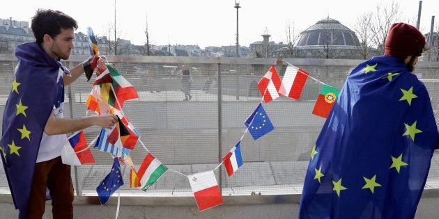 Nous devons rénover l'Europe pour tous les Européens. REUTERS/Kevin