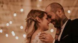 Les photos du mariage magique de Coeur de pirate et Alex