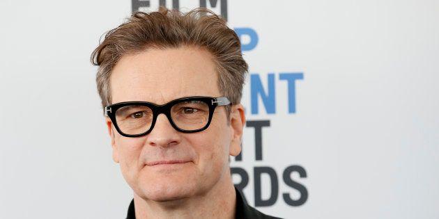 Colin Firth à Santa Monica le 25 février