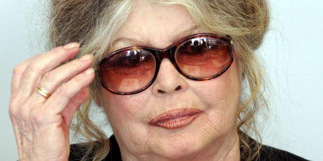 Brigitte Bardot en