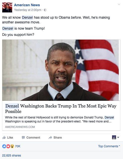 Comment même le système de vérification de Facebook favorise les fausses
