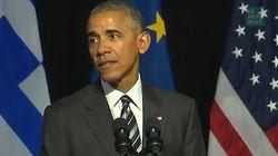 Barack Obama est comme tout le monde: il a du mal avec les noms
