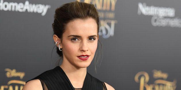 Des photos d'Emma Watson en pleine séance d'essayage ont fuité sur internet il y a plusieurs