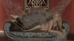 Le message touchant de Piqué à Shakira pour son nouveau