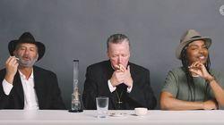 Un rabbin, un prêtre et un athée fument du cannabis
