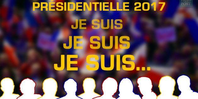 Mélenchon, Macron, Hamon, Le Pen, Fillon... Le