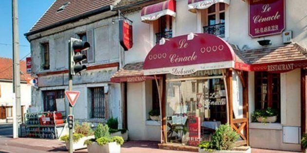 Le restaurant Le Cénacle à