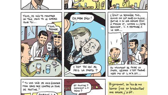 EXCLUSIF - L'anecdote improbable entre Gérard Depardieu et Vladimir Poutine racontée en