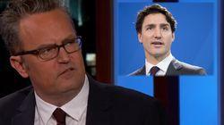 Chandler a cassé la figure de Justin Trudeau en