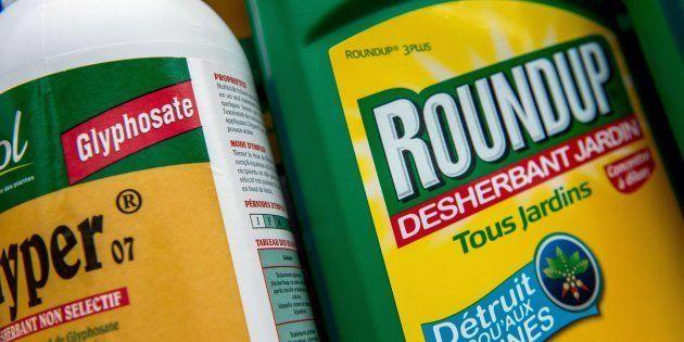 La France interdira le glyphosate d'ici 2022