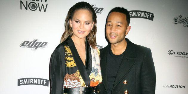 John Legend et Chrissy Teigen sont mariés depuis 2013.
