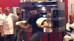Vous allez en prendre plein la vue avec cette épreuve de pizza