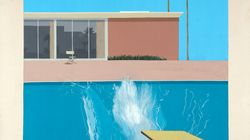 Bigger Splash : David Hockney à